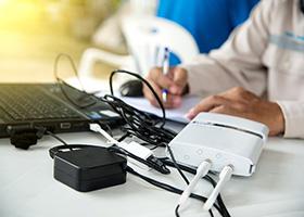 Nastavení Wi-Fi routeru