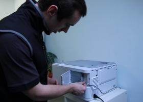 Zapojení tiskáren